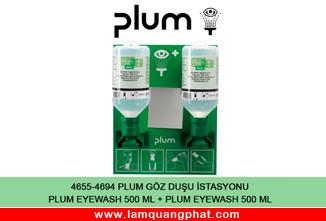 Hình ảnh Chai nước rửa mắt khẩn cấp Plum 4694