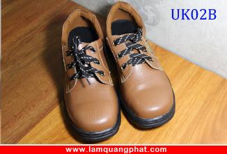 Hình ảnh Giày bảo hộ lao động màu vàng UK02B
