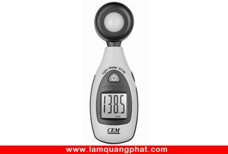 Hình ảnh Máy đo cường độ ánh sáng Mini CEM DT86