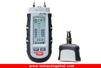 Hình ảnh Máy đo độ ẩm gỗ DT125G
