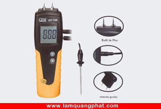 Hình ảnh Máy đo độ ẩm vật liệu Gỗ Tường DT129