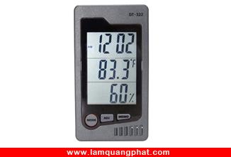 Hình ảnh Máy đo độ ẩm cố định nhà máy DT322