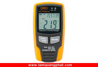 Hình ảnh Máy đo độ ẩm cố định kho hàng FHT70