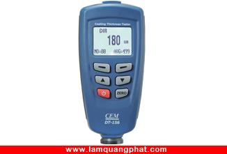 Hình ảnh Thiết bị đo độ dày lớp phủ Cem DT156