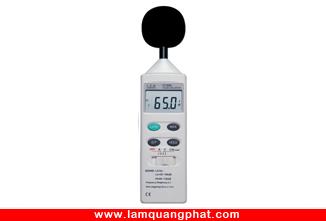 Hình ảnh Thiết bị đo độ ồn CEM DT8850