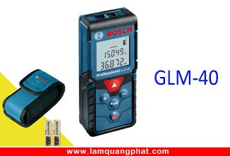 Hình ảnh Máy đo khoảng cách Bosch GLM-40