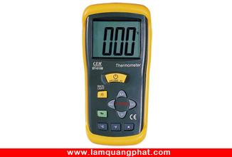 Hình ảnh Thiết bị đo nhiệt độ CEM DT610B