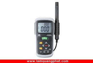 Hình ảnh Máy đo nhiệt độ và độ ẩm DT-615