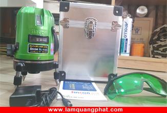 Hình ảnh Máy cân bằng 2 tia laser xanh SL112G
