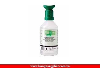 Hình ảnh Chai nước rửa mắt khẩn cấp thay thế Plum 4604
